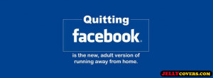 quitting facebook fb cover