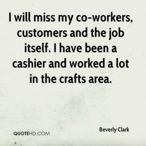 Cashier Quotes