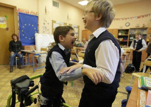 Lithuania-Belarus: joining up to help children with mental disability