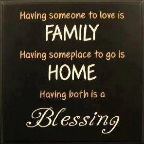 About home and family quotes love quotes life quotes and sayings