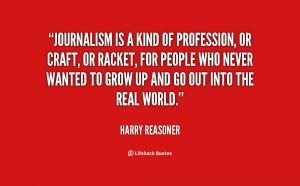 Harry Reasoner Quotes