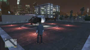 GTA 5 Police Helicopter Cheat