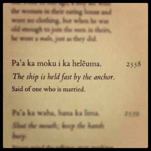 sayings hawaiian quotes about life hawaiian language phrases hawaiian ...