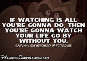 The HunchBack Of Notre Dame ~ Laverne