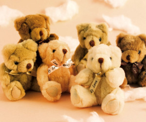 teddy quotes saying i just wanna be your teddy bear.. image wallpaper ...