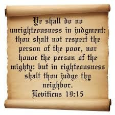... 03 12 is there a difference between judgment and righteous judgment