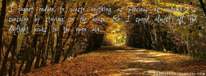 Fall Quotes Facebook Covers