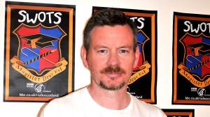 Pupil and contestant John Gordon Sinclair