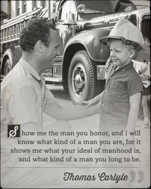 man's got to have a code, a creed to live by, no matter his job ...