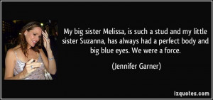 More Jennifer Garner Quotes