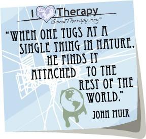 GT Inspirational Quote 11-2-11 John Muir