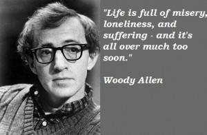 20 Woody Allen Favorite Quotes