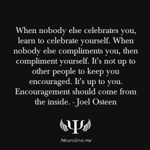 celebrate yourself ♥