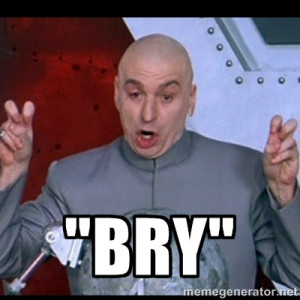 Dr Evil Quote Bry