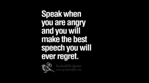 the best speech you will ever regret. funny wise quotes about life ...