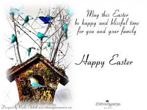 Happy Easte birds_ Roula Chehab _Extravaganza Mania