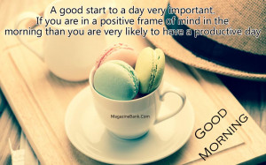 Inspirational Good Morning Greeting Quotes and Sayings | SMS Wishes ...