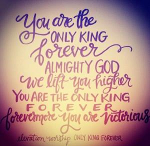 Elevation Worship LOVE!