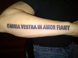 Bible Verse Tattoos Design: Love Bible Verses Tattoos Design For Men ...