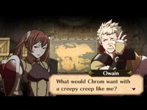 Fire Emblem Awakening - Morgan (Male) & Severa Support Conversations