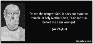 59, reported in c 1994-2013 quotationspage aeschylus oscar wilde