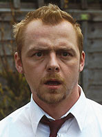 simon pegg in hot fuzz 2007 starring simon pegg nick frost and jim ...