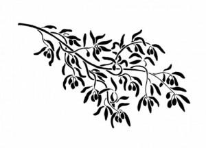 Large Tree Stencil Wall...
