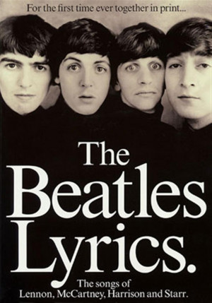 187. the COMPLETE BEATLES LYRICS.