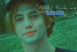 Jasper Hale Jasper Hale. x