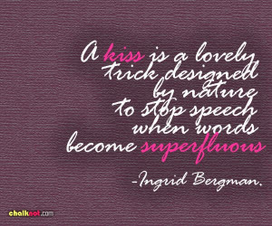 Famous Quotes | famous-quotes-a-kiss.jpg