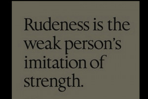 Quotes About Mean People