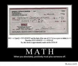 laugh at bill paying :D