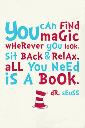 Dr. Seuss - His best quotes