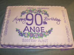 Birthday - Cakes to You