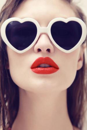 HOT-Retro-Funny-Summer-Love-Heart-Shape-Lolita-Sunglasses-Women-Sun ...