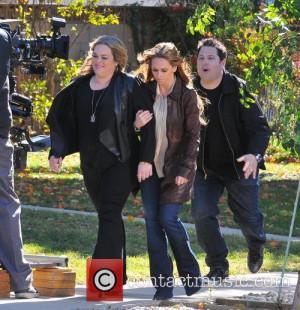 Love Hewitt and Greg Grunberg - Jennifer Love Hewitt, Greg Grunberg ...