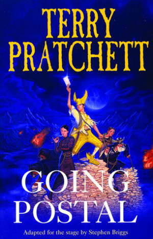 """Start by marking """"Going Postal (Discworld, #33)"""" as Want to Read:"""