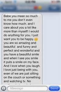 Image detail for -Cute Text Message For A Girl To Wake Up To | Text a ...