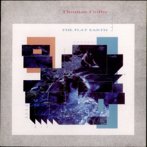 Thomas Dolby The Flat Earth UK LP RECORD PCS2400341