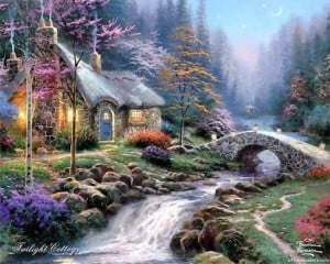Thomas Kinkade: a Reevaluation. Or: What is Kitsch and Why is it Bad ...