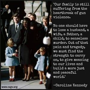 Caroline Kennedy quote