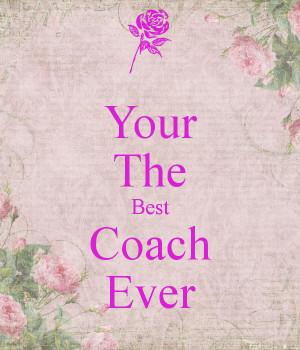 best coach