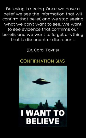 Confirmation Bias Quote