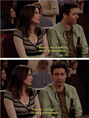 oh ted how i met your mother # himym
