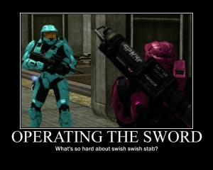 Funny Red Vs Blue Quotes No comments have been added