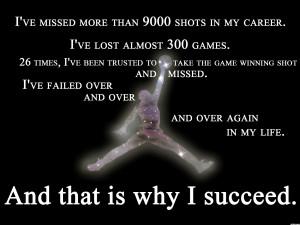 My Favorite Quote of Michael Jordan