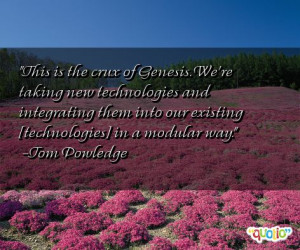 Genesis Quotes