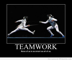 Football Teamwork Quotes Funny Work Quotes Teamwork