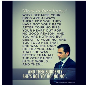 Favorite Michael Scott quote