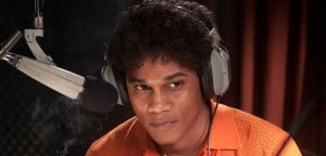 Cory Hardrict on His Role in Lovelace Lindsay Lohan And His Favorite